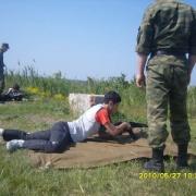 Военные сборы (май2010)